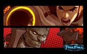 Firefall: Comic Wallpaper zum Action Shooter