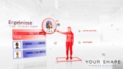 Your Shape: Fitness Evolved: Screenshot aus dem Fitness-Programm