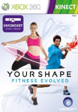 Logo for Your Shape: Fitness Evolved