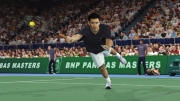 Top Spin 4: Screenshot zeigt Pete Sampras in Action.