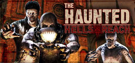 Logo for The Haunted: Hells Reach