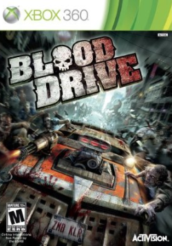 Logo for Blood Drive