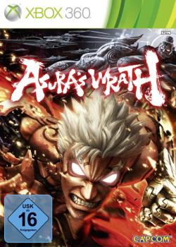 Logo for Asura`s Wrath