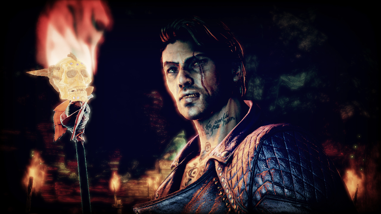 Shadows of the Damned: Screenshot aus dem Psycho-Actionspiel