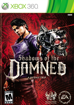 Logo for Shadows of the Damned