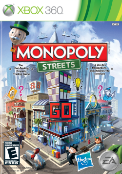 Logo for Monopoly Streets