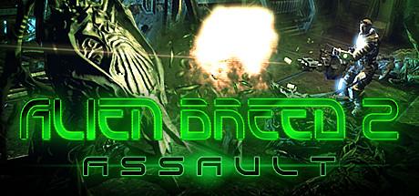 Logo for Alien Breed 2: Assault