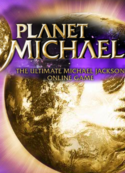 Logo for Planet Michael