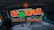 Worms: Battle Islands: Vier neue Screenshots aus Worms: Battle Island