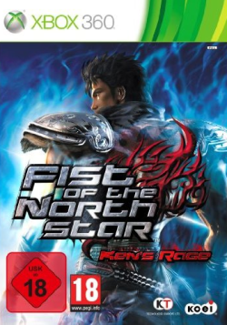 Logo for Fist of the North Star: Ken's Rage