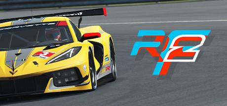 Logo for rFactor 2