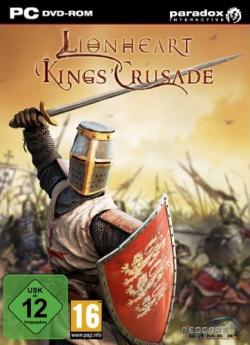 Logo for Lionheart: Kings Crusade
