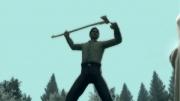 Deadly Premonition: Screenshot aus dem Action-Adventure Deadly Premonition