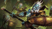 Defense of the Ancients 2: Artworks zum Action Strategie Titel.