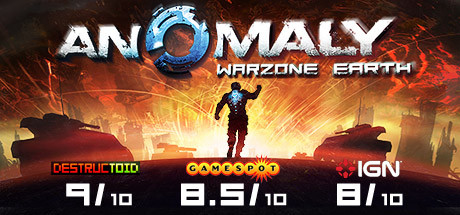 Logo for Anomaly: Warzone Earth