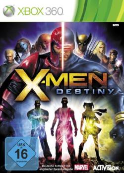 Logo for X-Men: Destiny