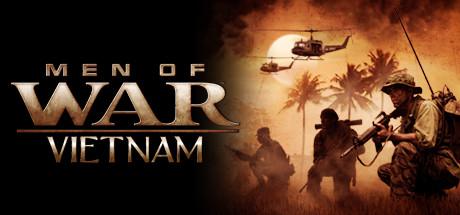 Logo for Men of War: Vietnam