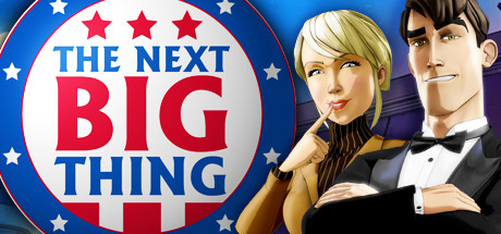 Logo for The Next Big Thing