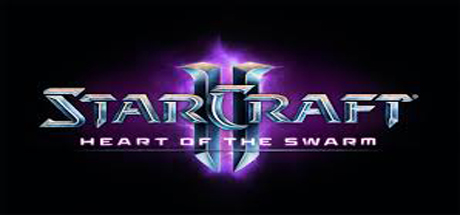 Logo for StarCraft II: Heart of the Swarm