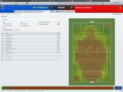 Football Manager 2011: Screenshot zum Football Manager 2011