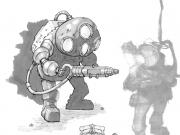 BioShock: Ausschnitt aus dem Bioshock Entwicklerbuch