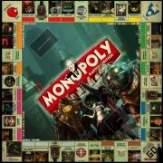 BioShock: Screenshot zum BioShock Monopoly Board