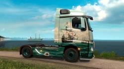 Euro Truck Simulator 2: ETS Spain Paint Jobs