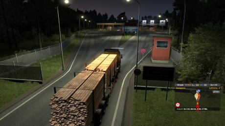 Euro Truck Simulator 2: Screenshots aus dem Spiel