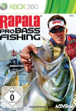 Logo for Rapala Pro Bass Fishing 2010