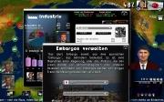 Politiksimulator 2: Rulers of Nations: Screenshot aus dem Politiksimulator 2: Rulers of Nations