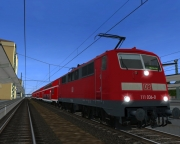 ProTrain Perfect 2: Screen aus der Simulation ProTrain Perfect 2.