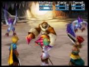 Golden Sun: Die dunkle Dämmerung: Screenshot aus dem NDS Action-Rollenspiel