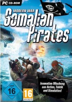 Logo for Modern War: Somalian Pirates