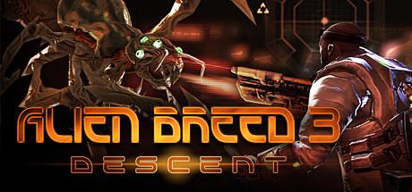 Logo for Alien Breed 3: Descent
