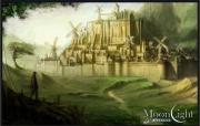 Moonlight Online: Erste Concept Arts zu MMO Moonlight Online - Fort Traster.