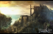 Moonlight Online: Erste Concept Arts zu MMO Moonlight Online - Castle Williams.