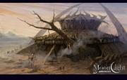 Moonlight Online: Erste Concept Arts zu MMO Moonlight Online - Wolfsburg Bastion.