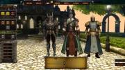 Moonlight Online: Screen zum MMO.