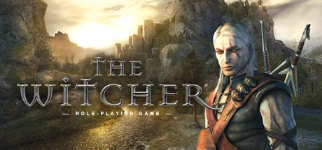 Logo for The Witcher