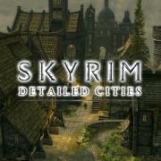 The Elder Scrolls V: Skyrim - Detailed Cities