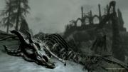 The Elder Scrolls V: Skyrim: Screenshot aus dem offiziellen Add-on Dragonborn