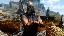 The Elder Scrolls V: Skyrim: Screen zum Spiel.
