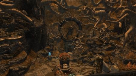 The Elder Scrolls V: Skyrim: Screen zur Komplettumwandlung  Enderal.
