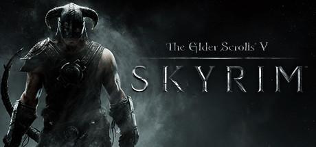 Logo for The Elder Scrolls V: Skyrim