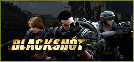 Logo for Blackshot