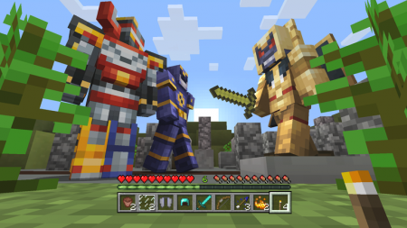 Minecraft: Power Ranger Skinpack