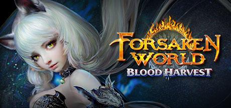 Logo for Forsaken World