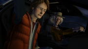 Back to the Future: The Game: Screenshot aus der fünften Episode
