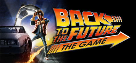 Logo for Back to the Future: The Game