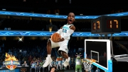 NBA Jam: Screenshot aus dem Arcade-Basketballspiel NBA Jam